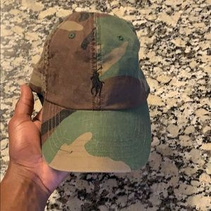 Polo camp hat